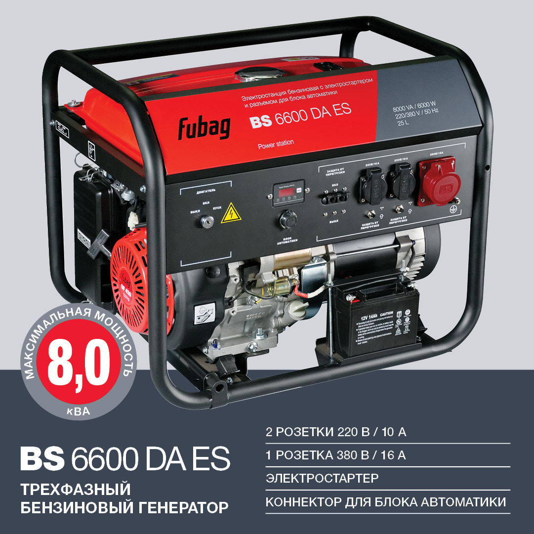 Схема fubag bs 6600 490