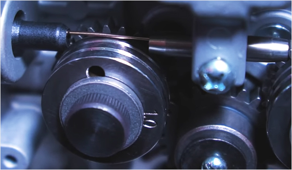 ролики подающего механизма в полуавтоматах