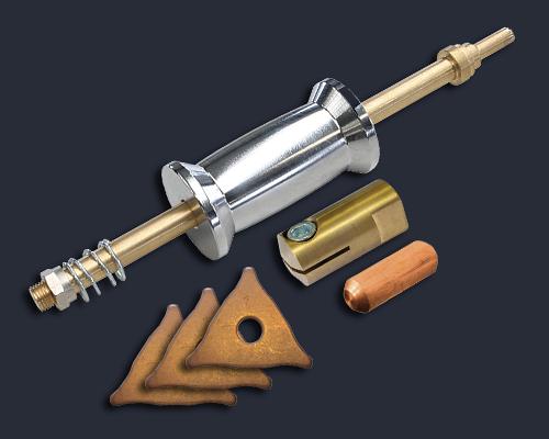 Набор инструментов<br>в комплекте